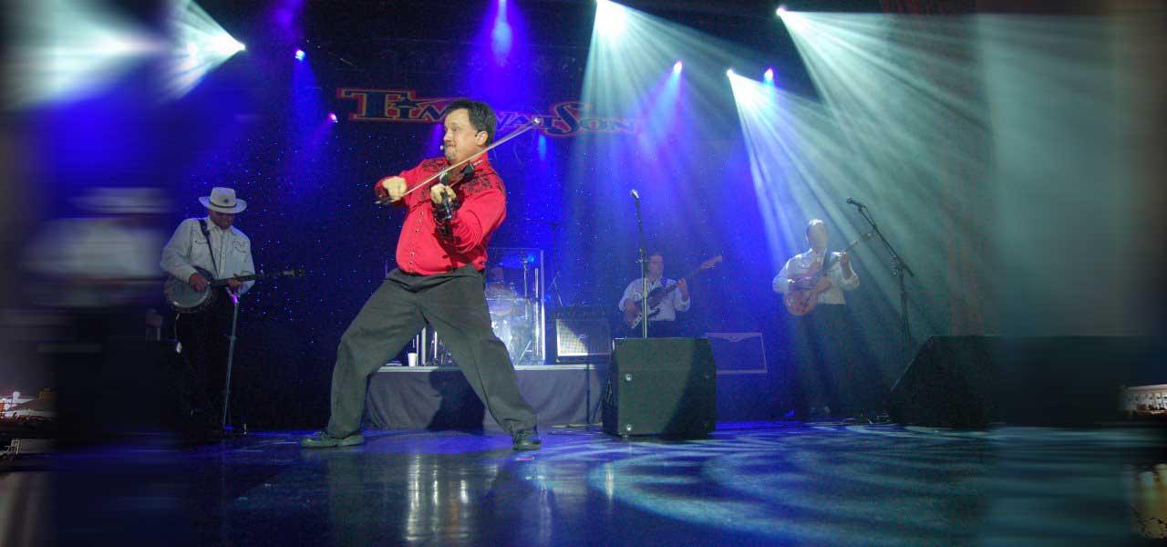 The Fiddle Man - Tim Watson